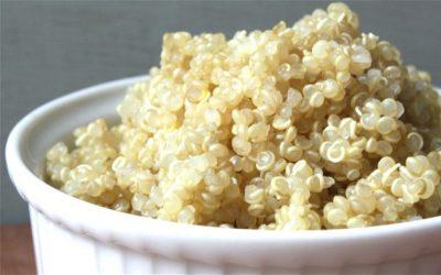Is Quinoa the new Super-Grain?